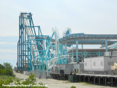 Morey's Amusement Rides and Waterpark in Wildwood New Jersey