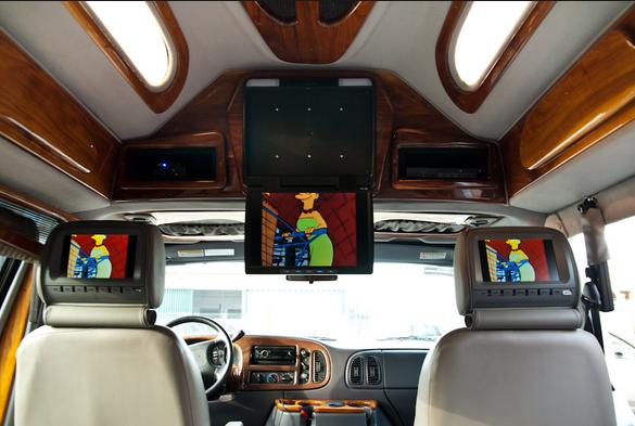 Tv Untuk Mobil