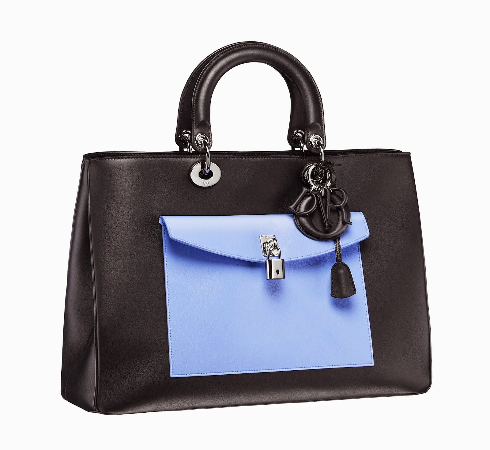 Dior's Patchpocket Bag for Winter 2014