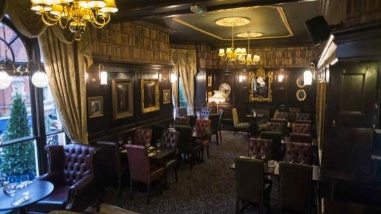 Bar The Audley em Londres