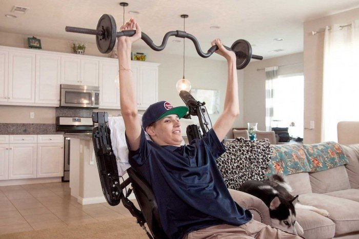 The First Paralyzed Man Who Was Treated With Stem Cell Has Now Regained The Movement Of His Upper Body