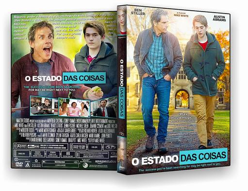 DVD – O Estado Das Coisas 2018 – ISO