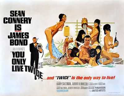 007 You Only Live Twice (1967) Dual Audio Download 300mb BluRay