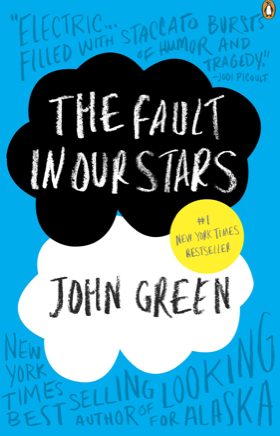 """The fault in our stars"" Cover"