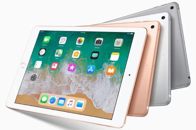 iPad 2018 vs iPad 2017