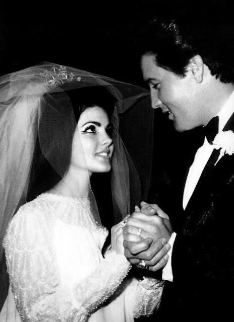 Priscila e elvis casamento