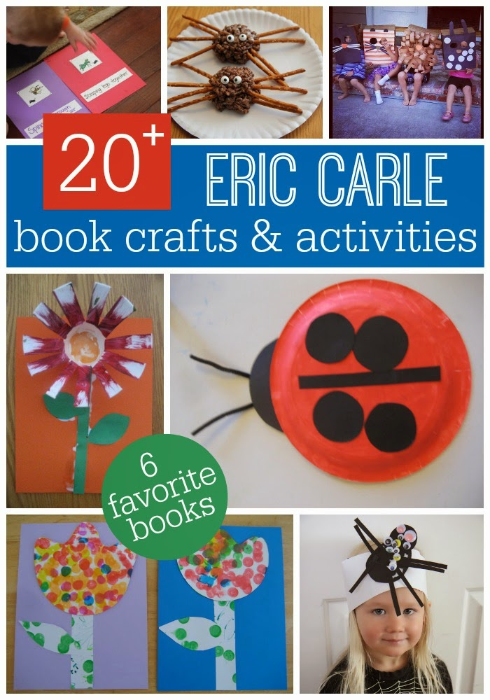 Toddler Approved 6 Eric Carle Books Activities For Toddlers And