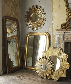 Antique Mirror NYC