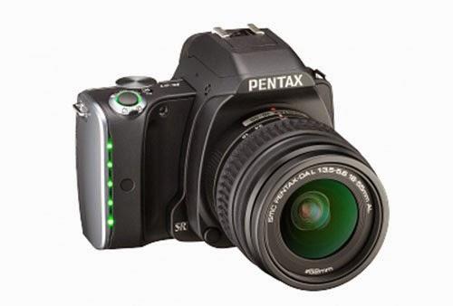 Pentax K-s1 фото