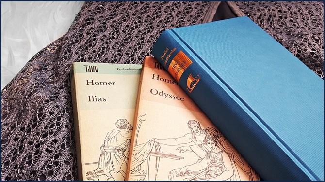 Odyssee Ilias Homer Literatur Philologie Antike Griechenland Mythologie