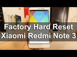 Xiaomi merupakan salah satu produsen smartphone yang akhir Cara Factory Reset Xiaomi Mudah Tanpa Ribet