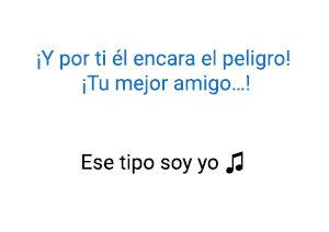 Roberto Carlos Ese Tipo Soy Yo significado de la canción.