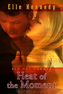 Review: Heat of the Moment by Elle Kennedy