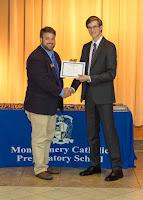 Montgomery Catholic Preparatory School Academic Awards Ceremony Held in May 2