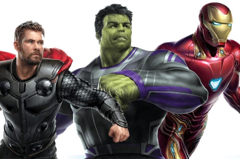 """""""Vingadores 4"""""""