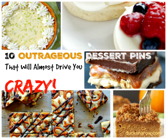 recipes, desserts
