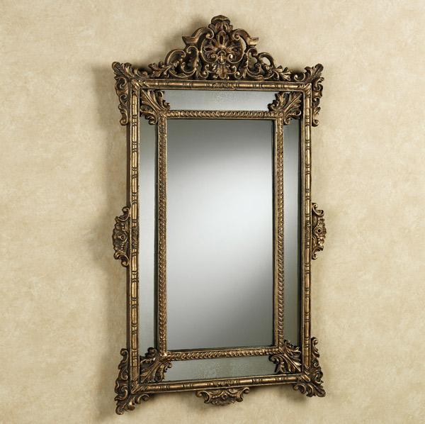 Hidupkan Kenangan dengan Cermin Hias Antik