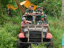 Komandan Kodim 1302/min Laksanakan Tatap Muka Dengan Pemilik Lahan