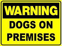 Contoh Warning Bahasa Inggris (Lengkap)