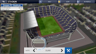 Dream League Soccer Game 16 MOD Unlimited money -- www.majalahandroid.co