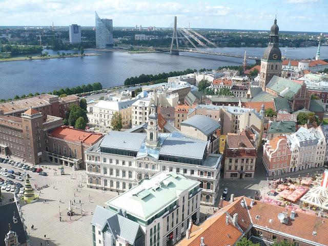 הכירו את המלונות המומלצים ביותר בריגה ל-2018