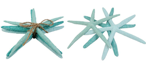 Blue Starfish Resin