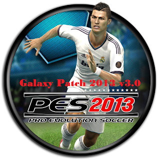 Update PES 2013 Galaxy Patch 2013 v3.0 Terbaru