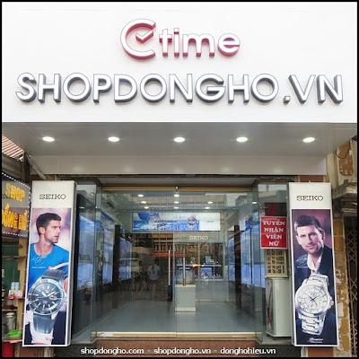 showroom shop đồng hồ shopdongho.vn