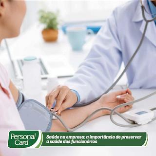 Saúde na empresa: a importância de preservar a saúde dos funcionários