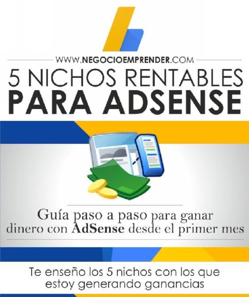 5 Nichos rentables para AdSense – Thomas Castañeda