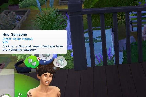สูตรเพิ่มคะแนนปฎิธาน The Sims 4