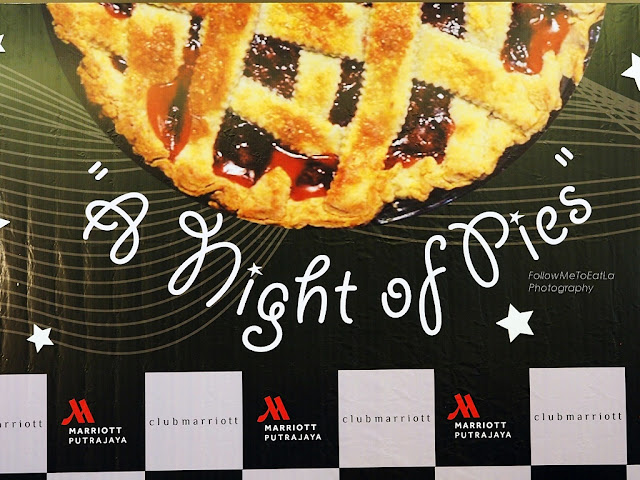 Theme ~ A Night Of Pies