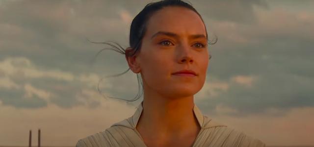Star Wars: A Ascensão Skywalker: Fotos dos bastidores mostram filmagens de Rey na cena final