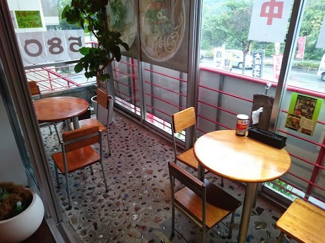 麺屋7.5Hz+琉球大学前店の店内の写真