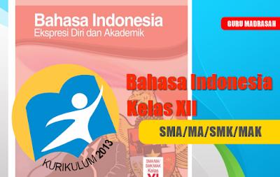 bahasa indonesia kelas 12