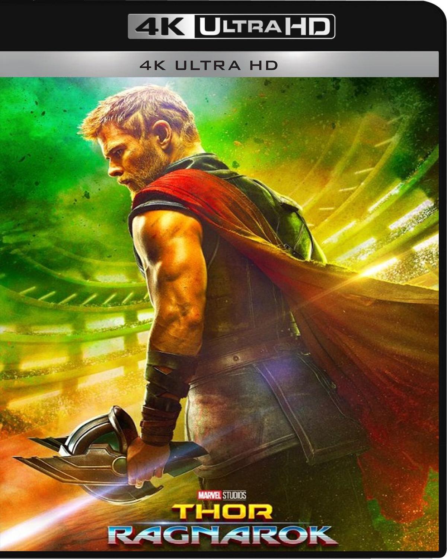 Thor: Ragnarok [2017] [UHD] [2160p] [Latino]