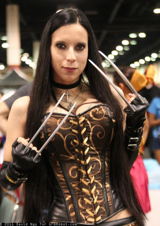 All Things X: X-Factor! The MegaCon 2012 Mega Cosplay! X 23 Cosplay