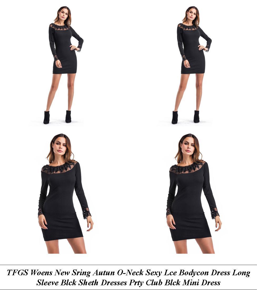 Plus Size Lack Lace Summer Dresses - Plus Size Womens Stylish Clothing - Short Spring Gowns