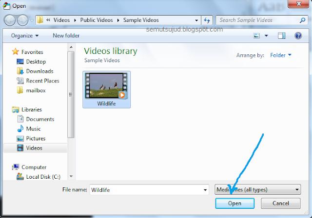 cara menambahkan video di ms word-7