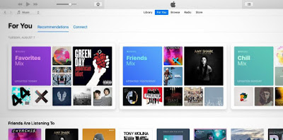 Apple Music will have a playlist of friends music