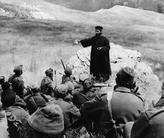 Το ΟΧΙ του κλήρου της Ορθόδοξης Εκκλησίας στην Γερμανική Κατοχή 1940-1944