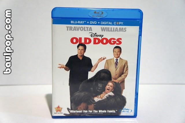 Old Dogs (Par de colmilludos)