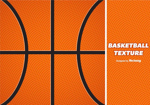 Free Basketball Vector Background