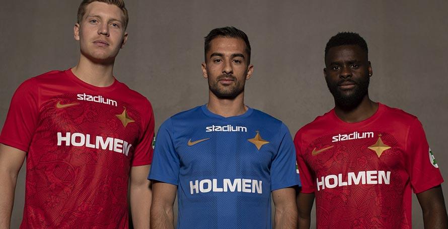 Classy Nike Ifk Norrkoping 2020 Away Kits Released Footy Headlines