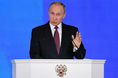 Putin yeni silahlar barədə