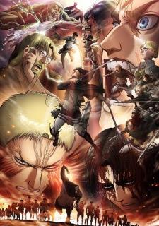 Shingeki no Kyojin Temporada 3 Parte 2