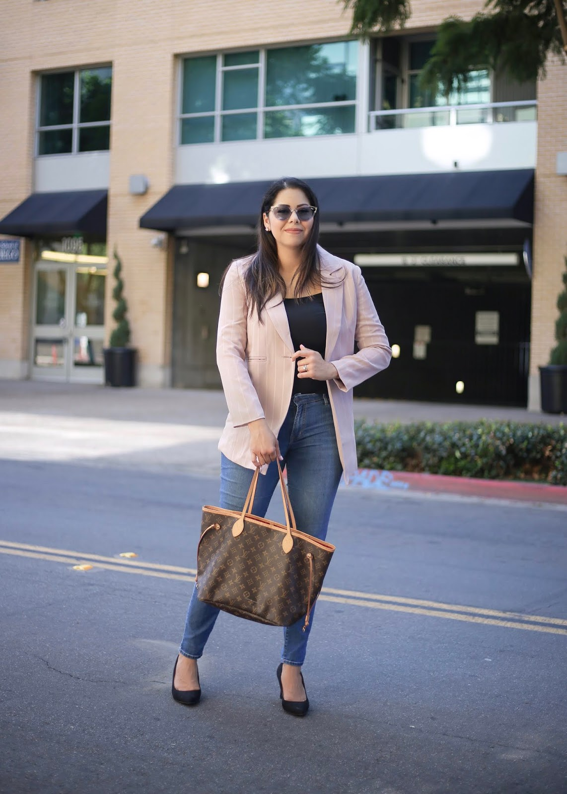 how to wear pointed heel shoes, affordable office attire, affordable work wear