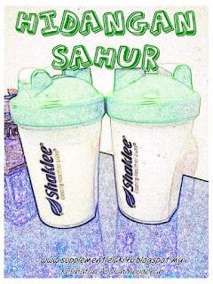 Hidangan Sahur