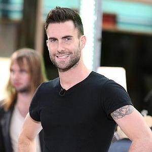Superb Adam Levine Short Spiky Hairstyle Men Hairstyles Short Long Short Hairstyles For Black Women Fulllsitofus
