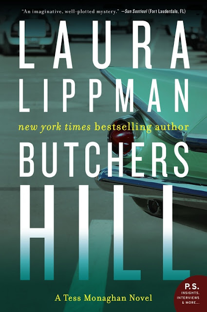 cover of Laura Lippman's book Butcher's Hill